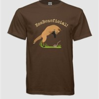EcoBenefical Fox TeeShirt