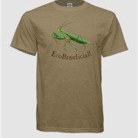 Praying Mantid - EcoBeneficial T-Shirt