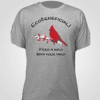 Cardinal-On-Gray